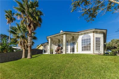 Corpus Christi Single Family Home For Sale: 3413 Laguna Shores