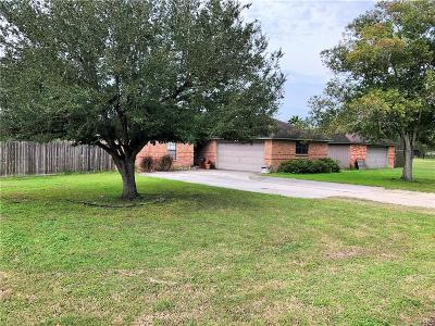 Robstown Single Family Home For Sale: 3960 Mollie