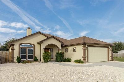 Corpus Christi Single Family Home For Sale: 13958 Mainsail St
