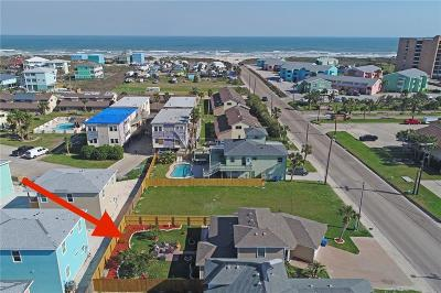 Port Aransas Single Family Home For Sale: 619 Access Road 1-A
