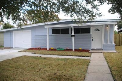 Corpus Christi TX Single Family Home For Sale: $149,900