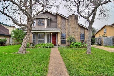 Corpus Christi TX Single Family Home For Sale: $159,000