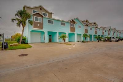 Rockport Condo/Townhouse For Sale: 3441 Loop 1781 #7D