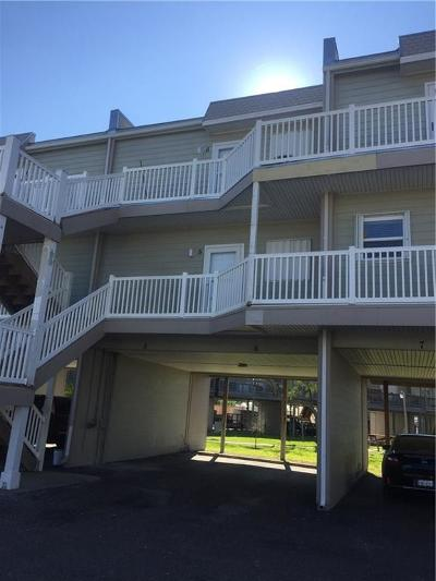 Port Aransas TX Condo/Townhouse For Sale: $119,000