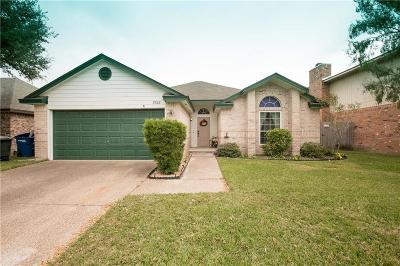 Corpus Christi TX Single Family Home For Sale: $192,500