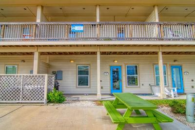 Port Aransas Condo/Townhouse For Sale: 604 Beach Access Road 1-A #13