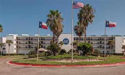 Port Aransas Condo/Townhouse For Sale: 6317 State Highway 361