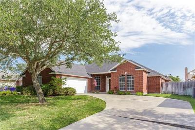 Corpus Christi TX Single Family Home For Sale: $265,000