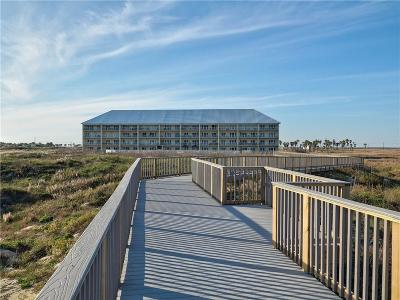 Port Aransas Condo/Townhouse For Sale: 5495 State Highway 361 #1005