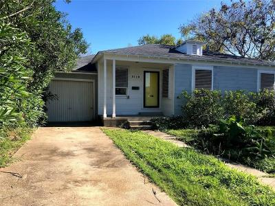 Corpus Christi TX Single Family Home For Sale: $129,900