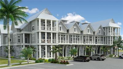 Port Aransas Condo/Townhouse For Sale: 210 Social Circ #9-104