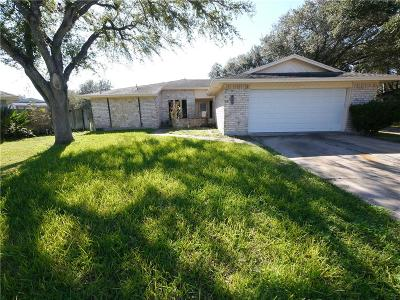 Single Family Home For Sale: 4302 Pecan Bayou Ct