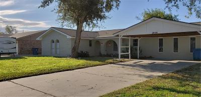 Ingleside Single Family Home For Sale: 2959 Lovers Lane