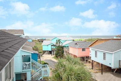 Port Aransas TX Single Family Home For Sale: $499,900