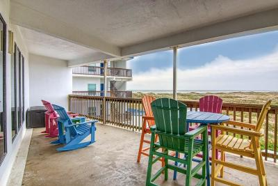 Port Aransas Condo/Townhouse For Sale: 6317 State Highway 361 #6224