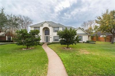 Corpus Christi TX Single Family Home For Sale: $449,000