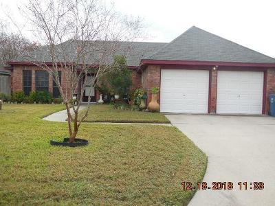 Ingleside Single Family Home For Sale: 3012 Lakeview East Dr
