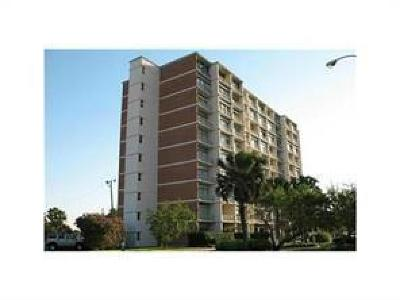 Corpus Christi Condo/Townhouse For Sale: 4600 Ocean Dr #505