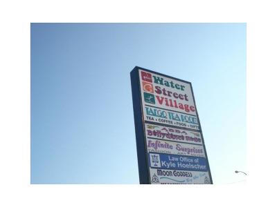Commercial For Sale: 505 South Water St