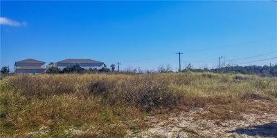 Corpus Christi Residential Lots & Land For Sale: S Padre Island Dr