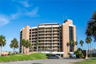 Port Aransas Condo/Townhouse For Sale: 720 Access Road 1-A #206