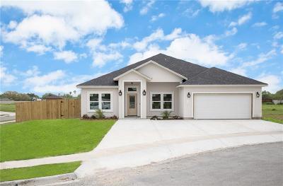 Corpus Christi Single Family Home For Sale: 410 Big Shell Ct
