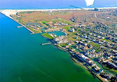 Port Aransas Condo/Townhouse For Sale: 631 Channel View Dr #104