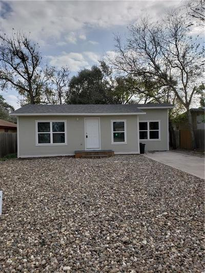 Aransas Pass Single Family Home For Sale: 245 S 9th St