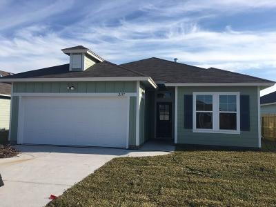 Aransas Pass Single Family Home For Sale: 2117 Big Bayou Bend