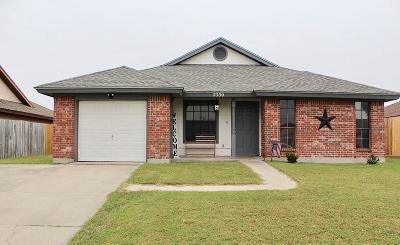 Ingleside Single Family Home For Sale: 2330 Westlake