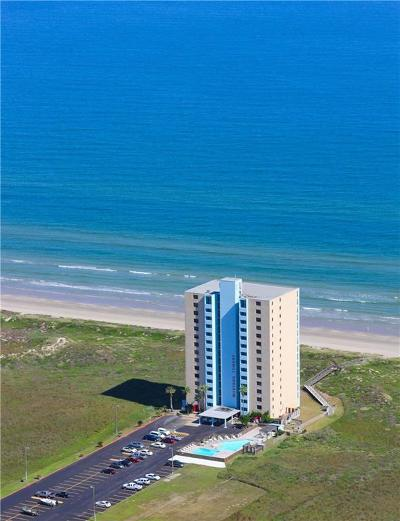 Port Aransas Condo/Townhouse For Sale: 6109 State Highway 361 #1204