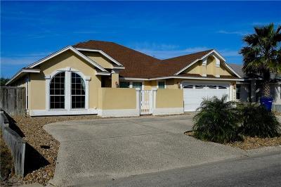 Corpus Christi Single Family Home For Sale: 15037 Tesoro Dr