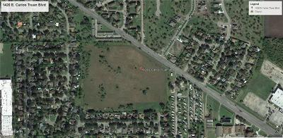 Kingsville Residential Lots & Land For Sale: 1420 Senator Carlos Truan Blvd