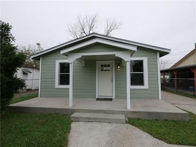 Corpus Christi Single Family Home For Sale: 2613 Wainwright St