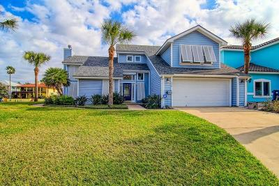 Port Aransas Single Family Home For Sale: 430 Bayside Dr