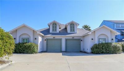 Corpus Christi Multi Family Home For Sale: 14414 E Cabana St