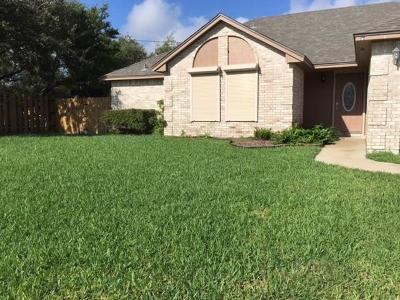 Ingleside Single Family Home For Sale: 2103 Capeheart St