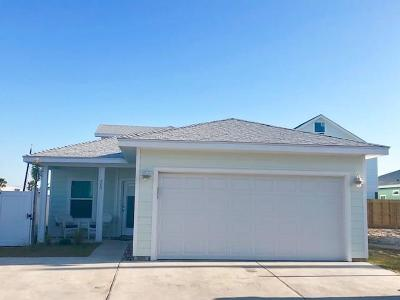 Port Aransas Single Family Home For Sale: 205 Nautilus St