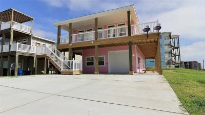 Port Aransas Single Family Home For Sale: 691 Anchor Dr