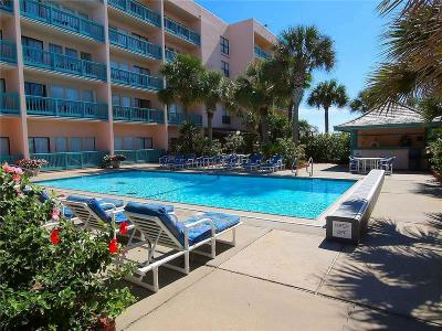 Port Aransas Condo/Townhouse For Sale: 4903 State Highway 361 #210