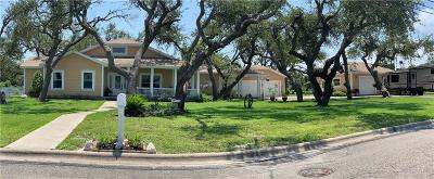 Aransas Pass Single Family Home For Sale: 459 W Johnson Ave