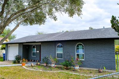 Corpus Christi Single Family Home For Sale: 5426 Hitching Post