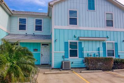 Corpus Christi Condo/Townhouse For Sale: 15148 Dory Dr