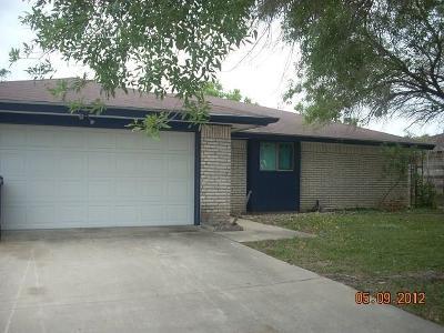 Corpus Christi Single Family Home For Sale: 3429 Cartagena Dr