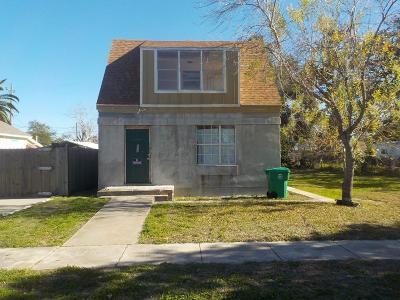 Aransas Pass Single Family Home For Sale: 609 S Rife St