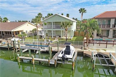 Port Aransas Single Family Home For Sale: 379 Mustang Blvd