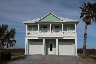 Port Aransas Single Family Home For Sale: 346 Royal Dunes Circ