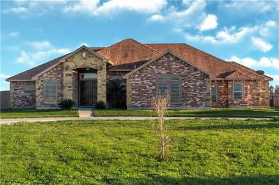 Robstown Single Family Home For Sale: 5569 Lonesome Dove