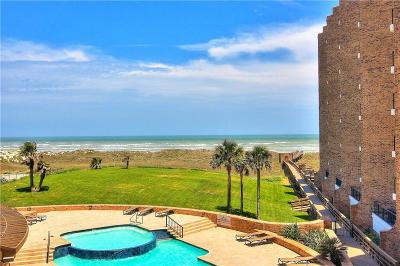Port Aransas Condo/Townhouse For Sale: 720 Access Road 1-A #301