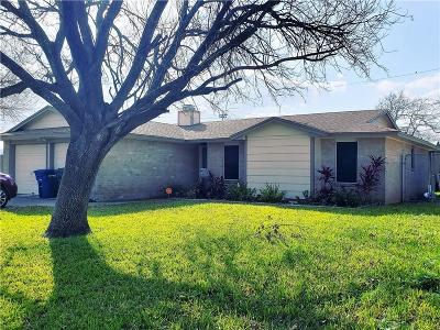 Corpus Christi Single Family Home For Sale: 2701 Bramblebush Dr